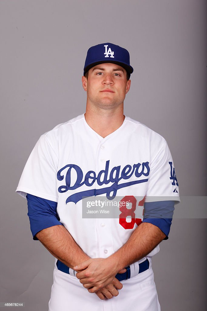 2015 Los Angeles Dodgers Photo Day : News Photo