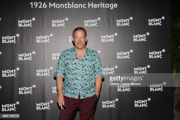Scott Schuman attends '1926 Montblanc Heritage Launch event' on June 14 2017 in Florence Italy