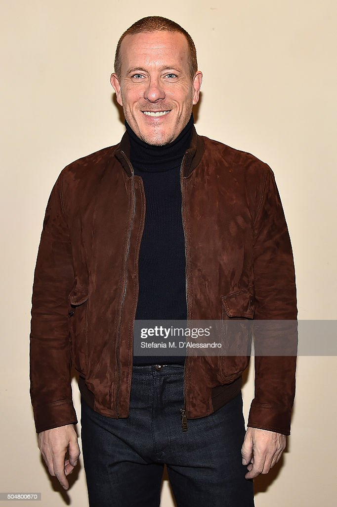 b06f2eb34b89 Scott Schuman attends  The Sartorialist for Roy Roger s  Presentation on  January 13 2016 in.