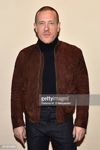 Scott Schuman attends 'The Sartorialist for Roy Roger's' Presentation on January 13 2016 in Florence Italy