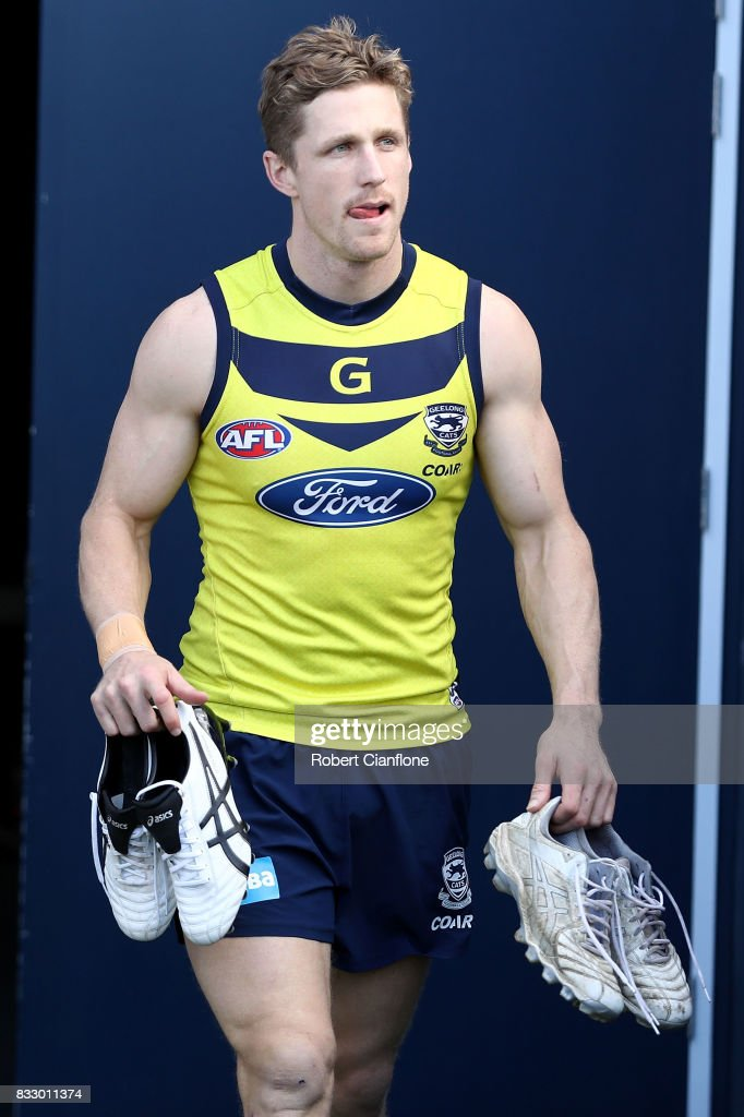 Geelong Cats Media & Training Session