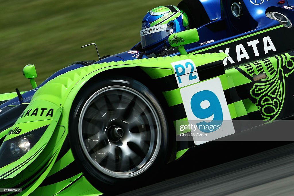 Scott Sharpe, Drives The #9 Patron Highcroft Racing Acura ARX 01B During The