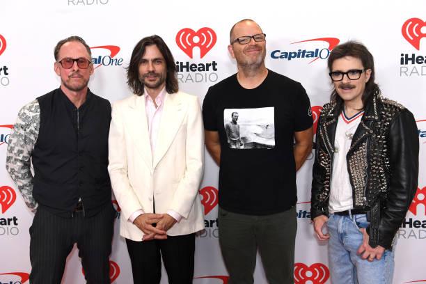 NV: 2021 iHeartRadio Music Festival - Press Room