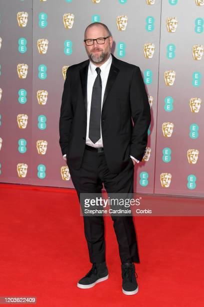 Scott Silver attends the EE British Academy Film Awards 2020 at Royal Albert Hall on February 02 2020 in London England