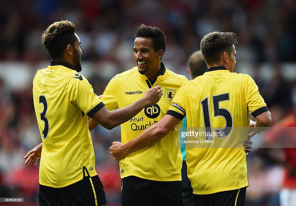 Nottingham Forest v Aston Villa - Pre Season Friendly : News Photo