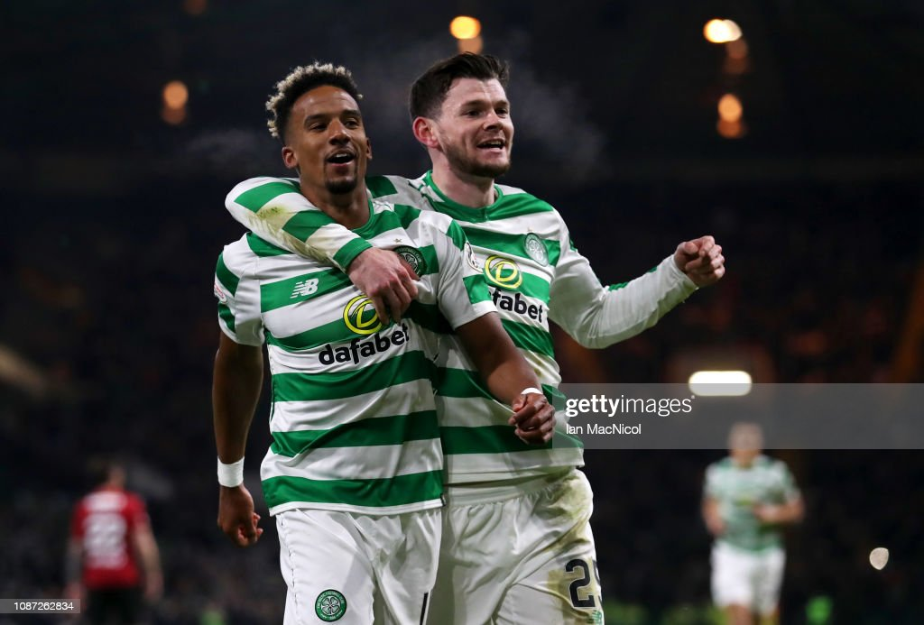 Celtic v St Mirren - Ladbrokes Scottish Premiership : News Photo