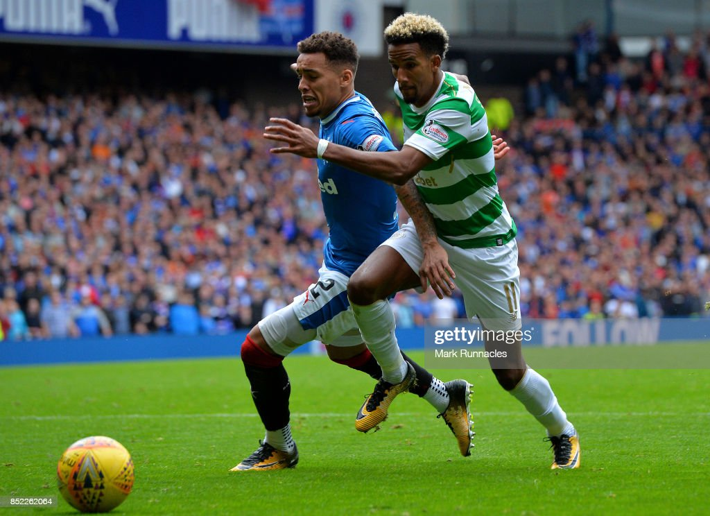 Rangers v Celtic - Ladbrokes Scottish Premiership : News Photo