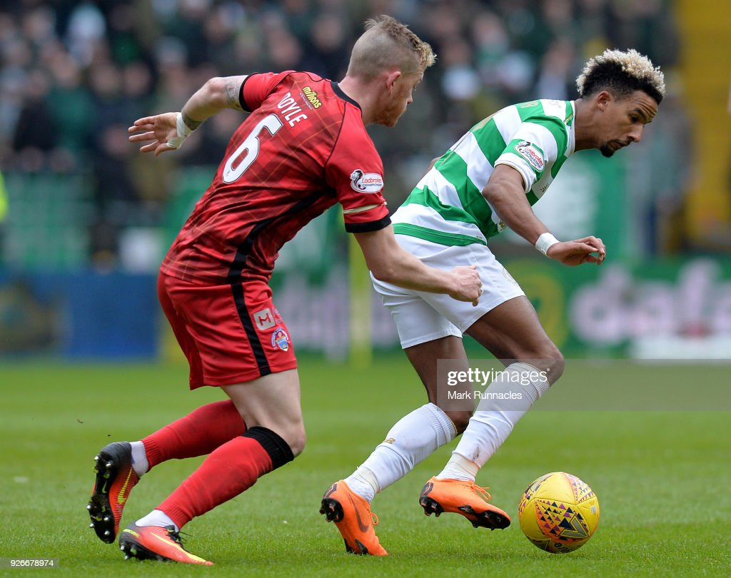 Celtic v Greenock Morton - Scottish Cup Quarter Final