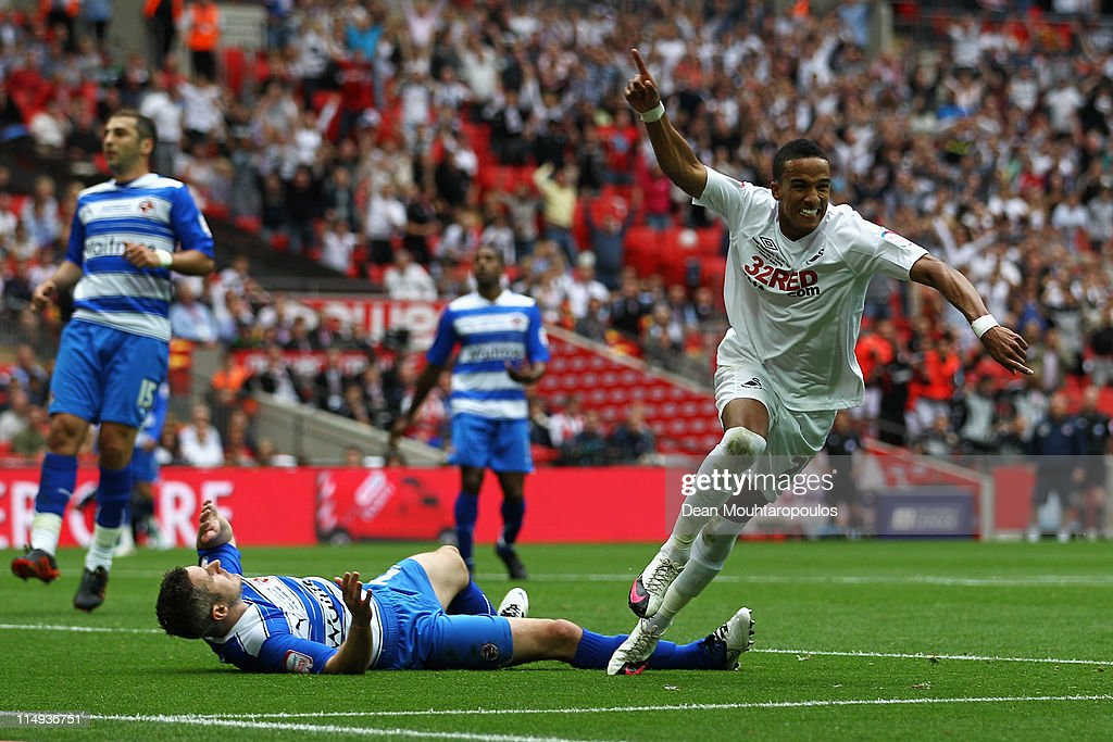 Reading v Swansea City - npower Championship Playoff Final