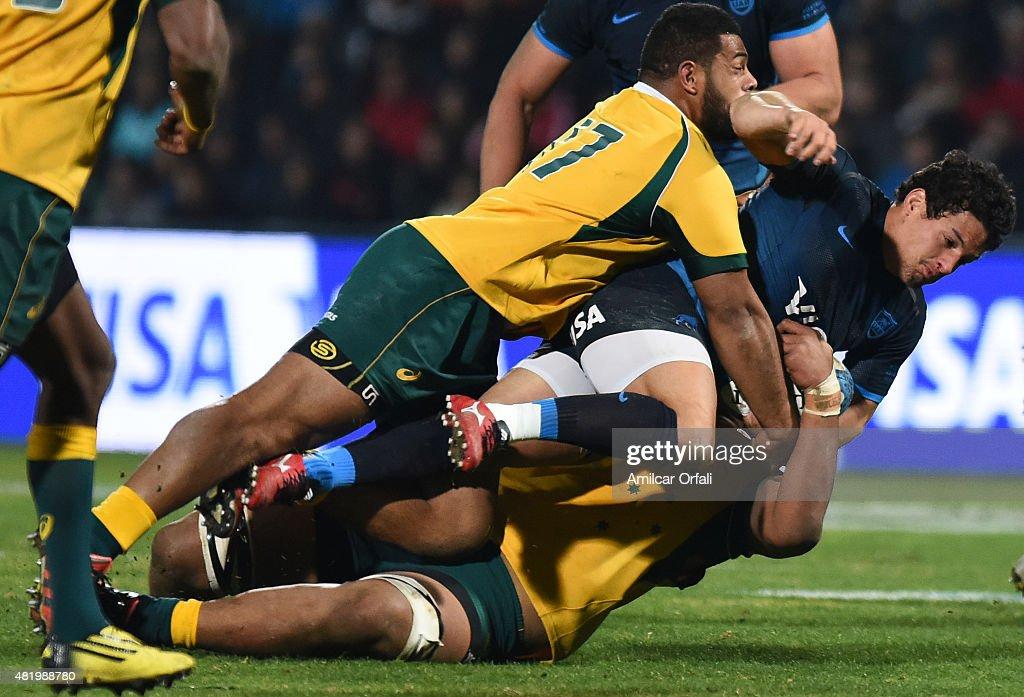 Argentina v Australia - The Rugby Championship : News Photo
