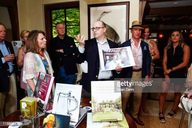 Scott Sottile attends A Country House Gathering To Benefit Preservation Long Island on June 28 2019 in Locust Valley New York