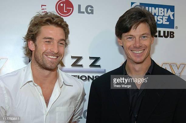 Scott Speedman and Paul Turcotte