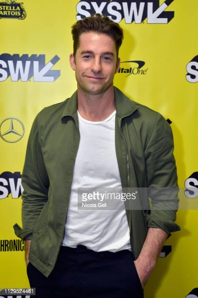 """Scott Speedman attends """"Run This Town"""" Premiere during the 2019 SXSW Conference and Festivals at Stateside Theater on March 9, 2019 in Austin, Texas."""