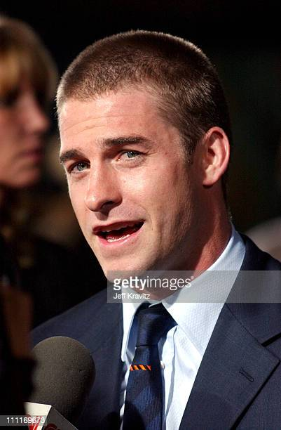 Scott Speedman during Underworld Premiere at Mann's Chinese Theater in Hollywood California United States