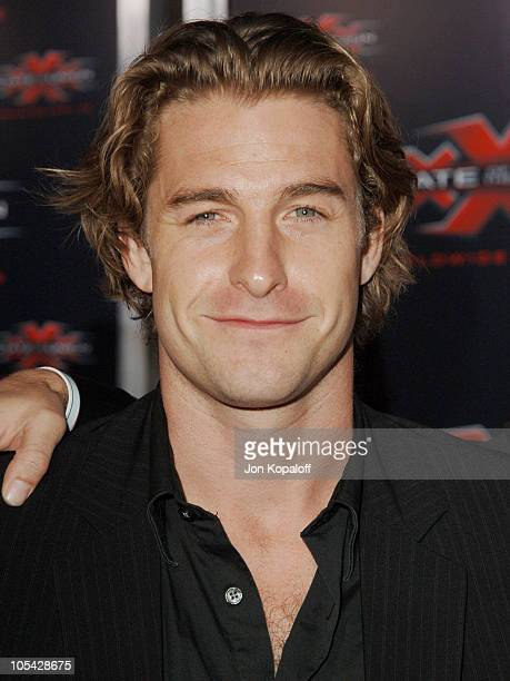 """Scott Speedman during """"XXX: State of the Union"""" Los Angeles Premiere - Arrivals at Mann Village Westwood in Westwood, California, United States."""
