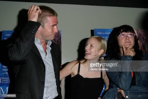 Scott Speedman, Sarah Polley and Director Isabel Coixet