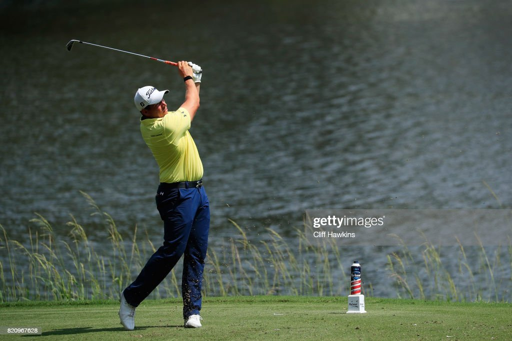 Barbasol Championship - Round Three