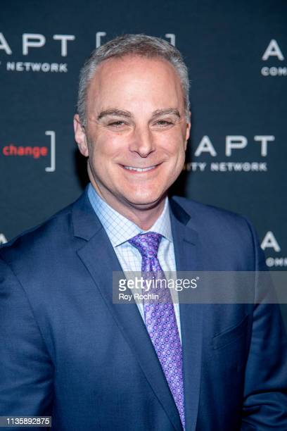 Scott Stanford attends the 2019 Adapt Leadership Awards at Cipriani 42nd Street on March 14 2019 in New York City