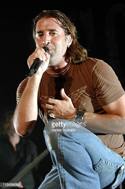 Scott Stapp during Scott Stapp in Concert at The Aladdin Hotel and Casino Resort at The Aladdin Hotel and Casino Resort in Las Vegas Nevada