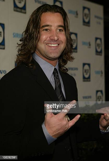 Scott Stapp of Creed during Clive Davis Pre Grammy Party Inside Arrivals at Beverly Hills Hotel in Beverly Hills California United States