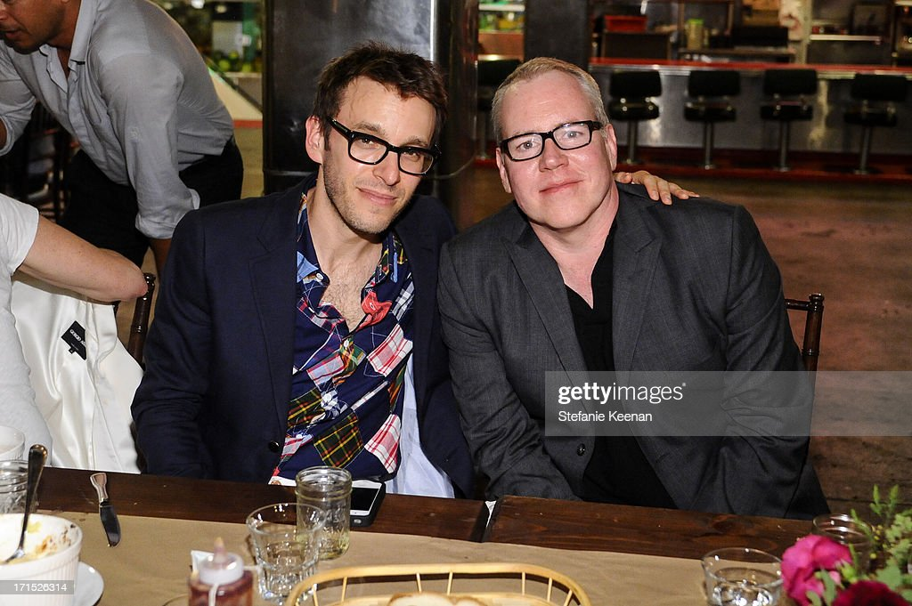 """Band of Outsiders and Bon Appetit Host A Dinner In Celebration Of The Publication Of Kevin West's """"Saving the Season: A Cook's Guide to Home Canning, Pickling and Preserving"""""""