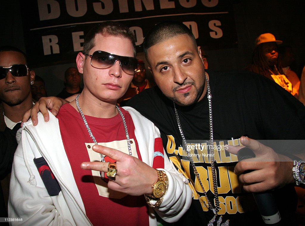 DJ Khaled Birthday Party and Concert at Mansion in Miami - November 24, 2005 : News Photo
