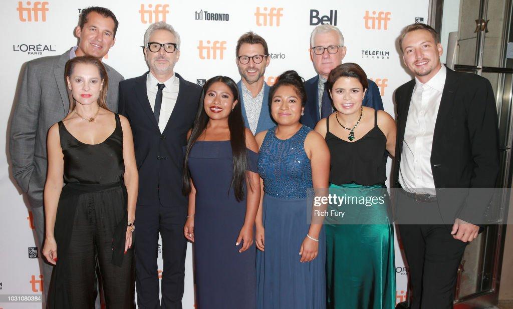 'ROMA' Red Carpet Premiere - TIFF 2018 - Toronto, ON