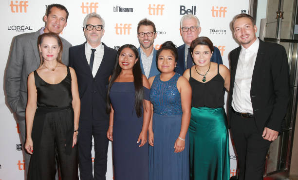 'ROMA' Red Carpet Premiere - TIFF 2018 - Toronto, ON