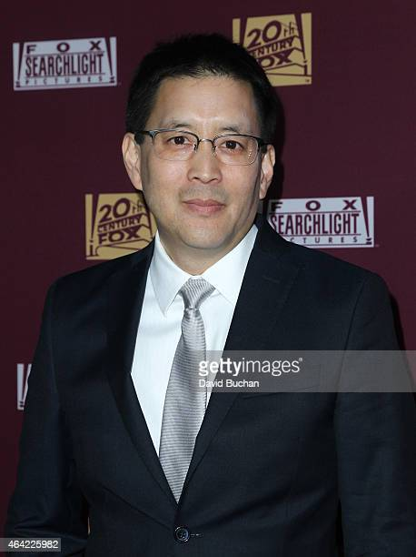 Scott Takeda attends the 21st Century Fox and Fox Searchlight Oscar Party at BOA Steakhouse on February 22 2015 in West Hollywood California