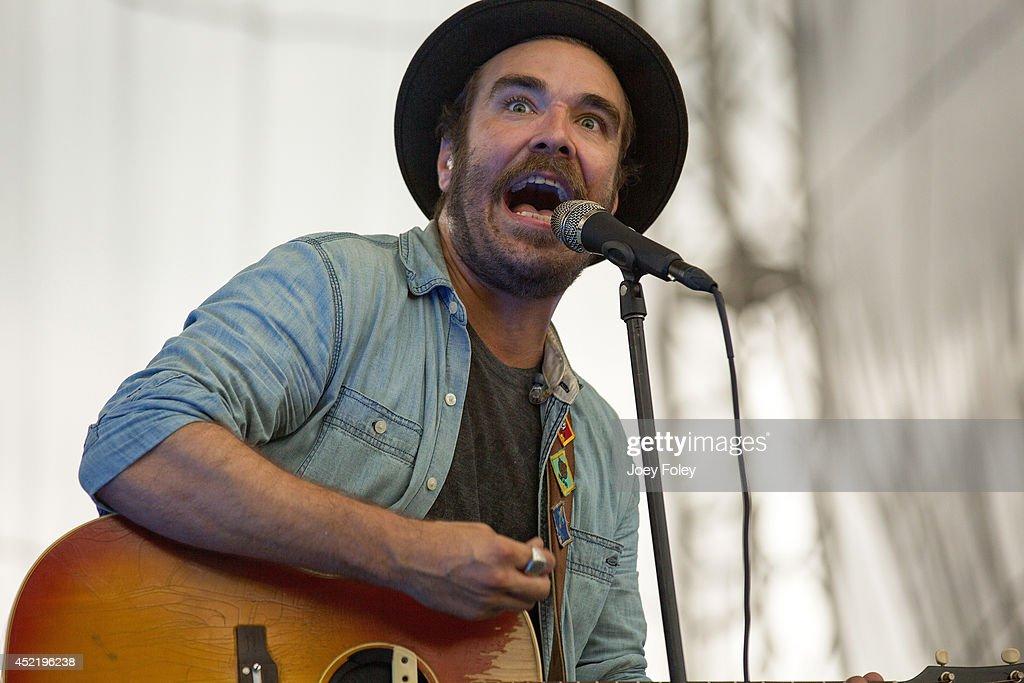2014 Bunbury Music Festival - Day 3 : News Photo