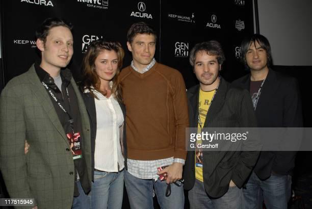 Scott Tuft Katherine CunninghamEves Anson Mount Jeff Abramson and Joshua Michael Stern