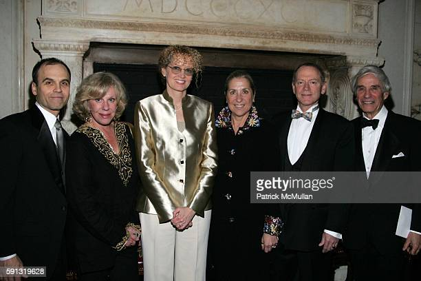 Scott Turow Erica Jong Mary pope Osborne Letty Pogrebin Nick Taylor and sidney Offit attend Author's Guild Awards at Metropolitan Club on April 4...
