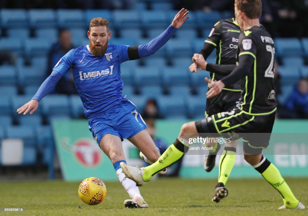 Gillingham v Bristol Rovers - Sky Bet League One