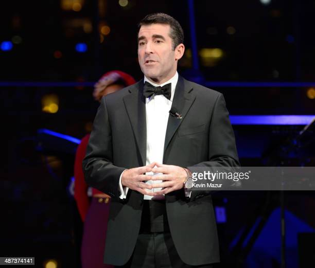 Scott Walker speaks at the TIME 100 Gala TIME's 100 most influential people in the world at Jazz at Lincoln Center on April 29 2014 in New York City