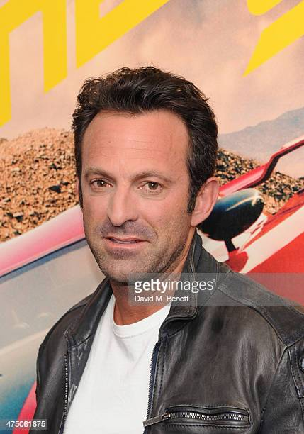 Scott Waugh attends a fan screening of 'Need For Speed' at Odeon West End on February 26 2014 in London England