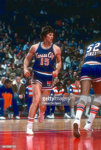 Scott Wedman of the Kansas City Kings in action against the Washington  Bullets during an NBA 5f6872a7b