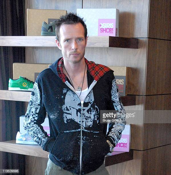 Scott Weiland during Fantasy Suit Gifting Lounge Hosted By The Palms Hotel and Casino Resort and 944 Magazine July 1 2006 at Palms Casino Resort in...