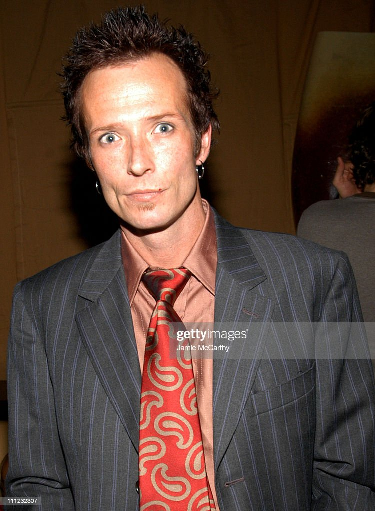 Scott Weiland during Maxim Magazine's Fantasy Island After Party at The Mix at The Borgota Hotel in Atlantic City, New York, United States.