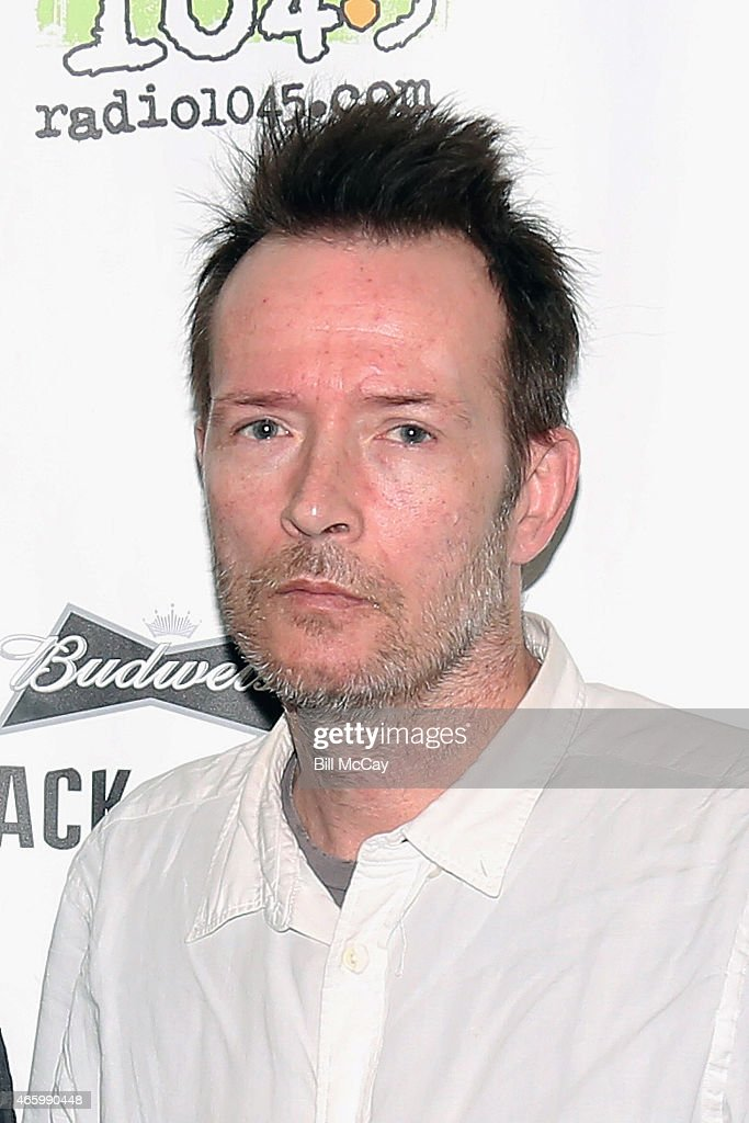Scott Weiland Studio Session