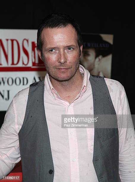 """Scott Weiland promotes the new book """"Not Dead and Not for Sale""""at Bookends Bookstore on May 18, 2011 in Ridgewood, New Jersey."""