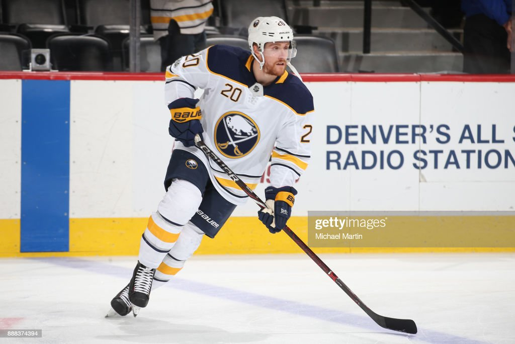 Buffalo Sabres v Colorado Avalanche