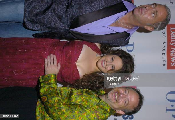 Scott Wittman composer Marissa Jaret Winokur and Marc Shaiman lyricist