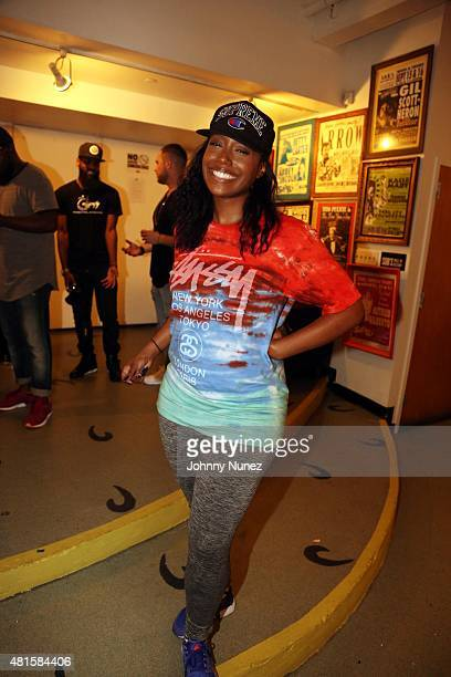 Scottie Beam attends Hot 97 Presents DRAM at SOB's on July 21 2015 in New York City