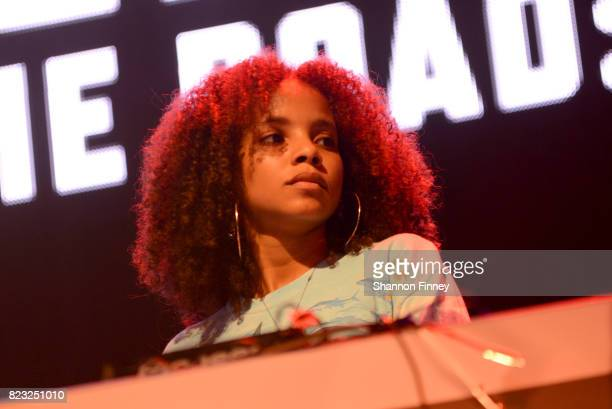 Scottie Beam performs onstage at the BETX On The Road DMV Concert at The Fillmore Silver Spring on July 26 2017 in Silver Spring Maryland