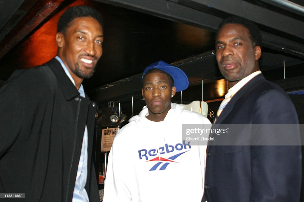 Allan Houston Birthday Party