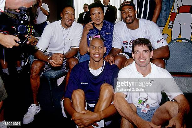 1996 United States men's Olympic basketball team