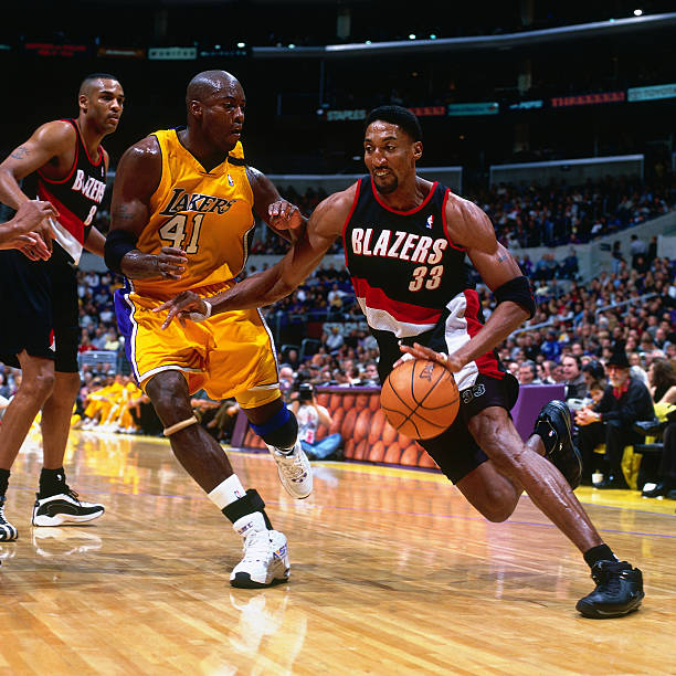 Portland Trail Blazers V Los Angeles Lakers Pictures