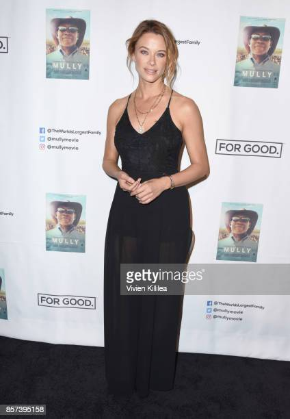 Scottie Thompson attends Mully Theatrical Premiere on October 3 2017 in Los Angeles California