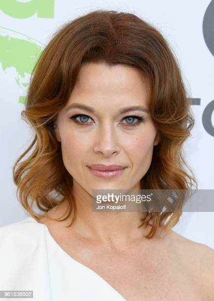 Scottie Thompson attends the 28th Annual EMA Awards Ceremony at Montage Beverly Hills on May 22 2018 in Beverly Hills California