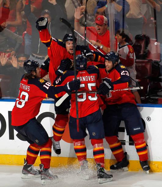 New Jersey Devils v Florida Panthers - Game Five